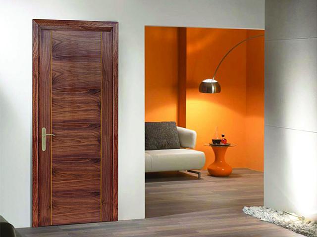 Mẫu cửa gỗ 1 cánh
