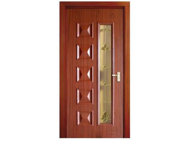 Mẫu cửa gỗ 1 cánh 1
