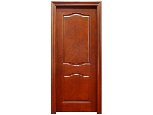 Mẫu cửa gỗ 1 cánh 3