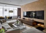 Mẫu thiết kế nội thất chung cư cho căn hộ diện tích lớn