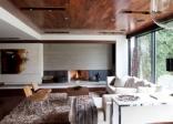 Ốp trần gỗ trang trí