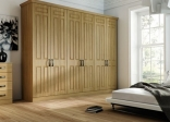 Tủ quần áo gỗ sồi tại tp hcm