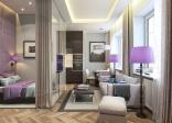 Mẫu thiết kế nội thất căn hộ chung cư 40m2 phần 2
