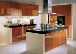 Sản xuất tủ bếp gỗ