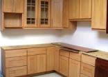 Mẫu tủ bếp gỗ đẹp cao cấp, giá rẻ