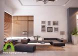 Đồ gỗ nội thất nhà phố Chị Minh Anh