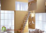 Giải pháp cầu thang cho không gian nhỏ hẹp