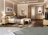 Giường ngủ gỗ tự nhiên - Nội thất Huỳnh Gia Mộc