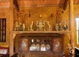 Ngôi nhà cổ đầy đủ tiện nghi ở hà nội