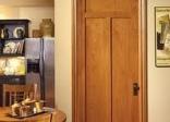 Mẫu cửa gỗ sồi - Nội thất Huỳnh Gia Mộc