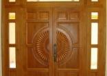 Mẫu cửa gỗ đẹp và hiện đại