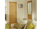 Mẫu cửa gỗ tự nhiên đơn giản