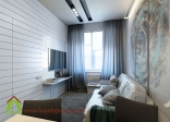 Mẫu thiết kế nội thất căn hộ chung cư 40m2 phần 3
