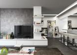 Nội thất chung cư hiện đại cho căn hộ