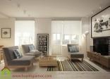 Nội thất chung cư cho căn hộ nhỏ hẹp