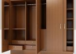 Tủ âm tường giải pháp tối ưu cho ngôi nhà chật hẹp