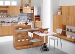 Thế nào là tủ bếp gỗ tự nhiên cao cấp?